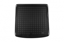Trunk Mat Rubber Black suitable for VW Golf VII Variant 2013+ - 231864