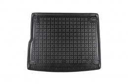 Trunk Mat Rubber Black suitable for VW Touareg  2010 -2014 - 231854