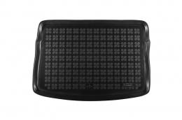 Trunk Mat Rubber Black suitable for W Golf 7 VII Hatchback (2012-) - 231861