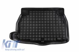 Trunk Mat Rubber Black TOYOTA C-HR (2016+) - 231764