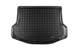 Trunk Mat Rubber Black TOYOTA RAV4 2013+ - 231751