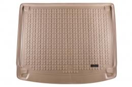 Trunk Mat Rubber suitable for PORSCHE Cayenne 2010+ Color Beige - 233502B