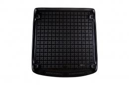 Trunk Mat rubberAUDI A6 Avant 2011+ Black - 232026