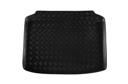 Trunk Mat without Non Slip AUDI A3 Hatchback, A3 Sportback 2012- (irregular size spare tire) - 102030