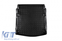 Trunk Mat without Non Slip/ suitable for AUDI A4 Sedan (11/2007-2015) A5 Coupe (2007-2016) - 102018