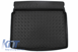 Trunk Mat without Non Slip/ suitable for Audi Q3 II 2018 - bottom floor of the trunk - 102046