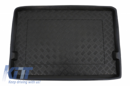 Trunk Mat without Non Slip suitable for CITROEN C3 Aircross II (2017-up) - 100148
