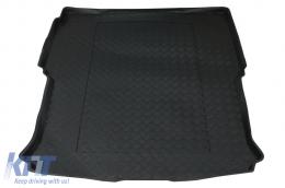 Trunk Mat without Non Slip suitable for Citroen Berlingo (1996-2010) suitable for Peugeot Partner (1999-2008) - 100109
