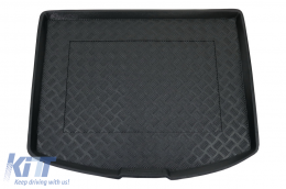 Trunk Mat without Non Slip suitable for FORD Kuga II SUV (2013-2018) - 100457