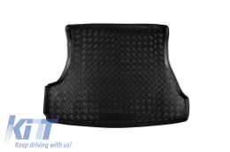 Trunk Mat without Non Slip suitable for FORD Mondeo III Hatchback Sedan (2000-2007) - 100409