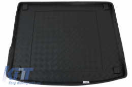 Trunk Mat without Non Slip suitable for VW TOUAREG II (7P) (2014-2018) - 101876