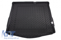 Trunk Mat without NonSlip suitable for Citroen C-Elysee PEUGEOT 301 2012- - 101229