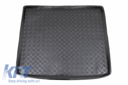 Trunk Mat without NonSlip suitable for Ford FOCUS IV Station Wagon (2018-up) irregular size spare tire - 100471