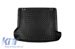 Trunk Mat without NonSlip/ suitable for OPEL Astra II G Wagon 03/1998-2009 - 101108