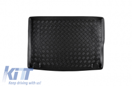 Trunk Mat without NonSlip/ suitable for OPEL Meriva B 2010-2014 - 101138