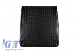Trunk Mat without NonSlip/ suitable for OPEL Vectra C Wagon 10/2003-2008 - 101122