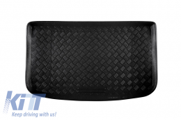 Trunk Mat without NonSlip/ suitable for PEUGEOT 206 Hatchback 10/1998- - 101202