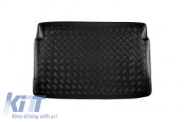 Trunk Mat without NonSlip/ suitable for PEUGEOT 207 Hatchback 2006-2014 - 101218