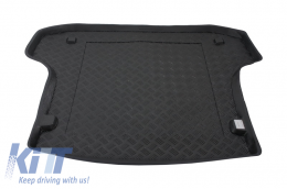Trunk Mat without NonSlip/ suitable for RENAULT Dacia Logan MCV  2013-