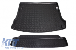 Trunk Mat without NonSlip/ suitable for RENAULT Dacia Logan MCV 2006-2013 - 101336