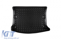 Trunk Mat without NonSlip/ suitable for RENAULT Dacia Sandero 2008-2012 - 101348