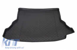 Trunk Mat without NonSlip/ suitable for RENAULT Laguna Hatchback 03/2001-2007 - 101314