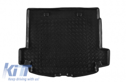 Trunk Mat without NonSlip/ suitable for RENAULT Megane II Grandtour 2002-2009 - 101327