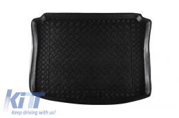 Trunk Mat without NonSlip/ suitable for SEAT Leon Hatchback 2000-2005 - 101405