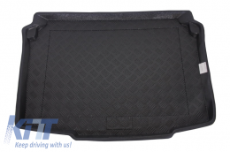 Trunk Mat without NonSlip/ suitable for SEAT Ibiza 2008-2017 - 101422