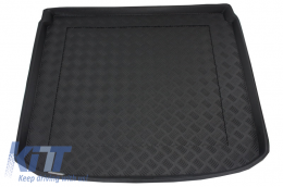 Trunk Mat without NonSlip/ suitable for SEAT Altea XL Hatchback 2007 - 101417