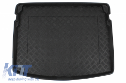 Trunk Mat without NonSlip/ suitable for TOYOTA AURIS II (2012-2018) with packet comfort - 101749