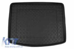 Trunk Mat without NonSlip/ suitable for TOYOTA AURIS II (2012-2018) without packet comfort - 101750