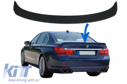 Trunk Spoiler Boot Lid Spoiler Suitable for BMW 7 Series F01/F02 (2008-2015) A-Design - TSBMF01