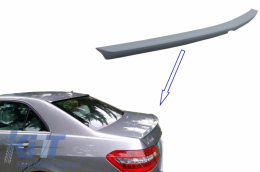 Trunk spoiler w212 suitable for MERCEDES-Benz E-Class W212 (2009-up)