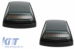 Turning Lights LED With Flowing Mercedes Benz G-Class W463 (1989-2015) - TRLMBW463MS