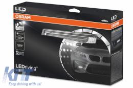 Universal OSRAM LEDriving LG ECE R87, R7 DRL Daytime Running Light Kit - LEDDRL102-CL