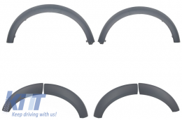 Wheel Arches Extension Trim Mouldings Fender Flares Land Rover Range Rover Discovery IV (2009-2016) - FFRRD