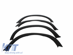 Wheel Arches Fender Flares BMW X5 E70 (2007-up) OEM Design Replacement - WABME70N