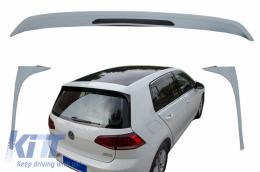 Windshield Roof Wing Fins Spoiler suitable for VW Golf 7 VII (2012-2017) Facelift GTI Design - RSVWG7GTI2