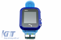 Xblitz Kids Watch GPS Find Me Smart Watch Blue - XBFINDMEB