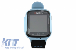Xblitz Kids Watch GPS Watch Me Smart Watch Blue - XBWATCHMEB