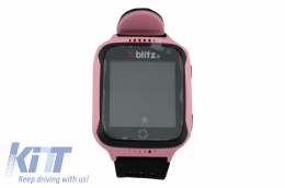Xblitz Kids Watch GPS Watch Me Smart Watch Pink - XBWATCHMEP