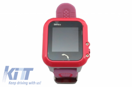 Xblitz Kids Watch With GPS Find Me Smart Watch Pink - XBFINDMEP