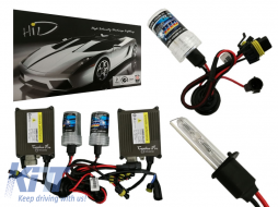 Xenon Kit HID CanBus Pro 1068 H1 6000K - XENPROH16K